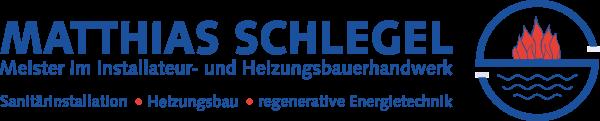Matthias Schlegel – Meister im Installateur- und Heizungsbauhandwerk